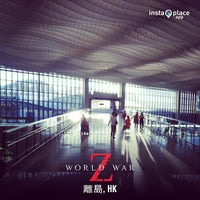 Photo taken at Terminal 2 by 囍 on 7/11/2013