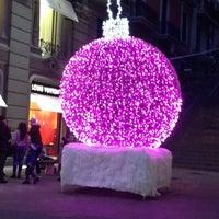Photo taken at Via dei Mille by Stefania C. on 12/7/2013