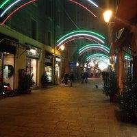 Photo taken at Via D'Azeglio by Stefano T. on 12/9/2015