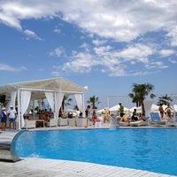 7/19/2013 tarihinde Alexander🔯 K.ziyaretçi tarafından Ibiza Beach Club'de çekilen fotoğraf