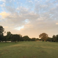 Photo taken at Babe Zaharias Golf Course by Bill C. on 10/16/2016