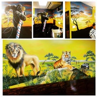 Photo taken at Extravagant Cuts Barber Shop by Barber BiGG V. on 6/10/2015