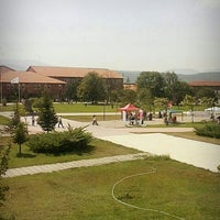 Photo taken at İktisadi ve İdari Bilimler Fakültesi by Gamze K. on 9/2/2014