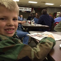 Photo taken at VFW Post #886 by Jason R. on 12/4/2013
