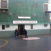Photo taken at Centro Educativo y Técnico San Agustin by Elias M. on 9/18/2013