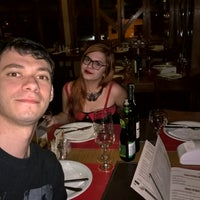Photo taken at Pizzaria do Cristiano by Vinicius G. on 10/1/2015