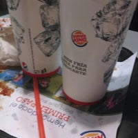 Photo taken at Burger King by Josue P. on 12/7/2013