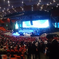 Photo taken at Sentul International Convention Center (SICC) by Eddy E. on 12/25/2015