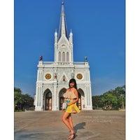 Photo taken at (อัมพวา) Amphawa by Charuwan W. on 10/15/2013