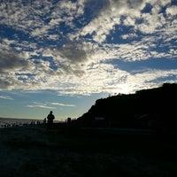 Photo taken at Pandawa Beach by Dharma P. on 3/13/2013