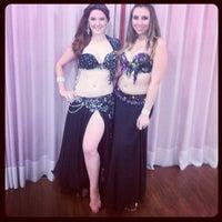 Foto tirada no(a) Studio Vanessa Castro - Dança do Ventre por Louise C. em 9/16/2012