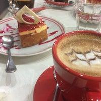 Photo taken at Franco Gelato & caffè by Lamia L. on 2/19/2014