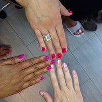 Photo taken at Lilac Nails by Rose T. on 5/10/2014