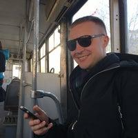 Photo taken at Трамвай 6 by Ivan 💥 P. on 5/13/2016