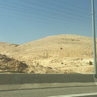 Photo taken at Ma'ale Adumim by Victor K. on 8/8/2016