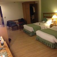 Photo taken at SC Park Hotel by Shamyl O. on 2/28/2013