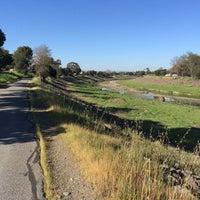 Photo taken at Alameda Creek Trail (Niles) by Lyubov S. on 3/18/2015
