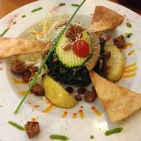 Photo taken at Restaurante Yerbabuena by Monica T. on 5/20/2013