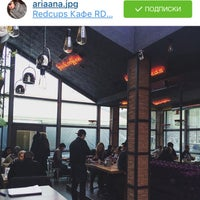 Photo taken at REDCUPS by Владислав с. on 2/28/2016