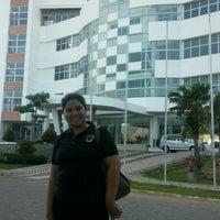 Photo taken at Universitas Widya Mandala Pakuwon City by Hitam Putih T. on 5/11/2016