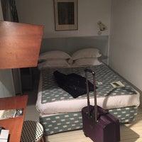 Photo taken at Hotel du Temps by Matthew C. on 11/2/2015