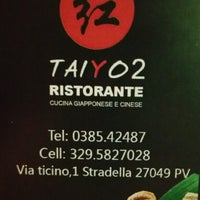 Photo taken at Taiyo 2 Ristorante Giapponese & Cinese by Floriano F. on 1/2/2015