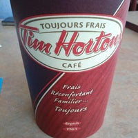 Photo taken at Tim Hortons by Fabrice C. on 6/23/2013