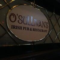 Photo taken at O'Sullivan's Irish Pub & Restaurant by Meghan D. on 3/2/2013