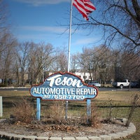 Photo taken at Teson Automotive, Inc. by Teson Automotive, Inc. on 9/19/2013