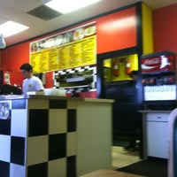 Photo taken at Mr. Burrito by Tom W. on 4/4/2013
