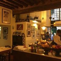 Foto scattata a Osteria Vini Vecchi Sapori da Yann L. il 8/8/2016