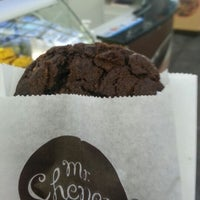 Photo taken at Mr. Cheney Cookies by Viviani G. on 12/19/2012