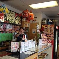 Photo taken at Aloha Sushi by Nicole H. on 3/8/2014
