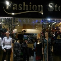 Photo taken at Fashion Store by Nil .. on 2/17/2014