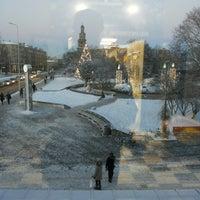 "Photo taken at Tirdzniecības nams ""Kurzeme"" by Aigars P. on 12/29/2014"