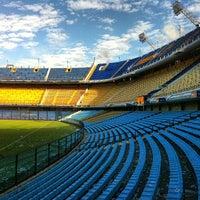 """Foto tirada no(a) Estadio Alberto J. Armando """"La Bombonera"""" (Boca Juniors) por Daniel em 5/7/2013"""