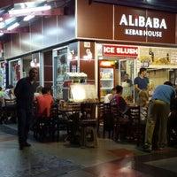 Photo taken at Ali Baba Cafe by Sibel Arslan D. on 6/19/2016