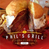 Photo taken at Phil's Grill by Roman K. on 8/7/2014