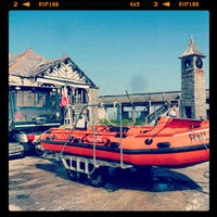 Photo taken at Rnli Lifeboat Station by Paul S. on 5/19/2013