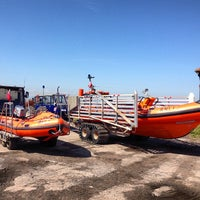 Photo taken at Rnli Lifeboat Station by Paul S. on 5/26/2013