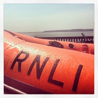 Photo taken at Rnli Lifeboat Station by Paul S. on 7/7/2013