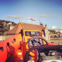 Photo taken at Rnli Lifeboat Station by Paul S. on 4/27/2013