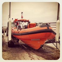 Photo taken at Rnli Lifeboat Station by Paul S. on 6/30/2013