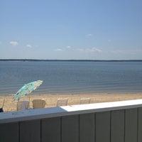 Photo taken at Rieder Beach by Ilene W. on 7/15/2013