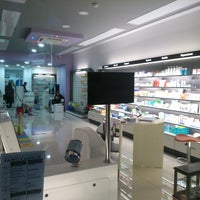 Photo taken at Europa Pharmacy by Murat M. on 1/4/2015