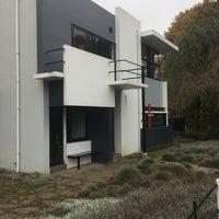 Photo taken at Rietveld Schröder House by Pēteris B. on 11/1/2016