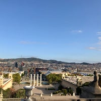 Photo taken at Parc de Bombers de Montjuïc by sabby ♬. on 9/2/2017