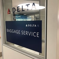 Photo taken at Delta Baggage Service by Albert C. on 11/6/2017