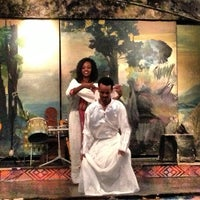 Photo taken at Yod Abyssinia Cultural Restaurant by Albert C. on 6/17/2013