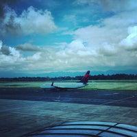 Photo taken at Cibao International Airport (STI) by Albert C. on 12/7/2012